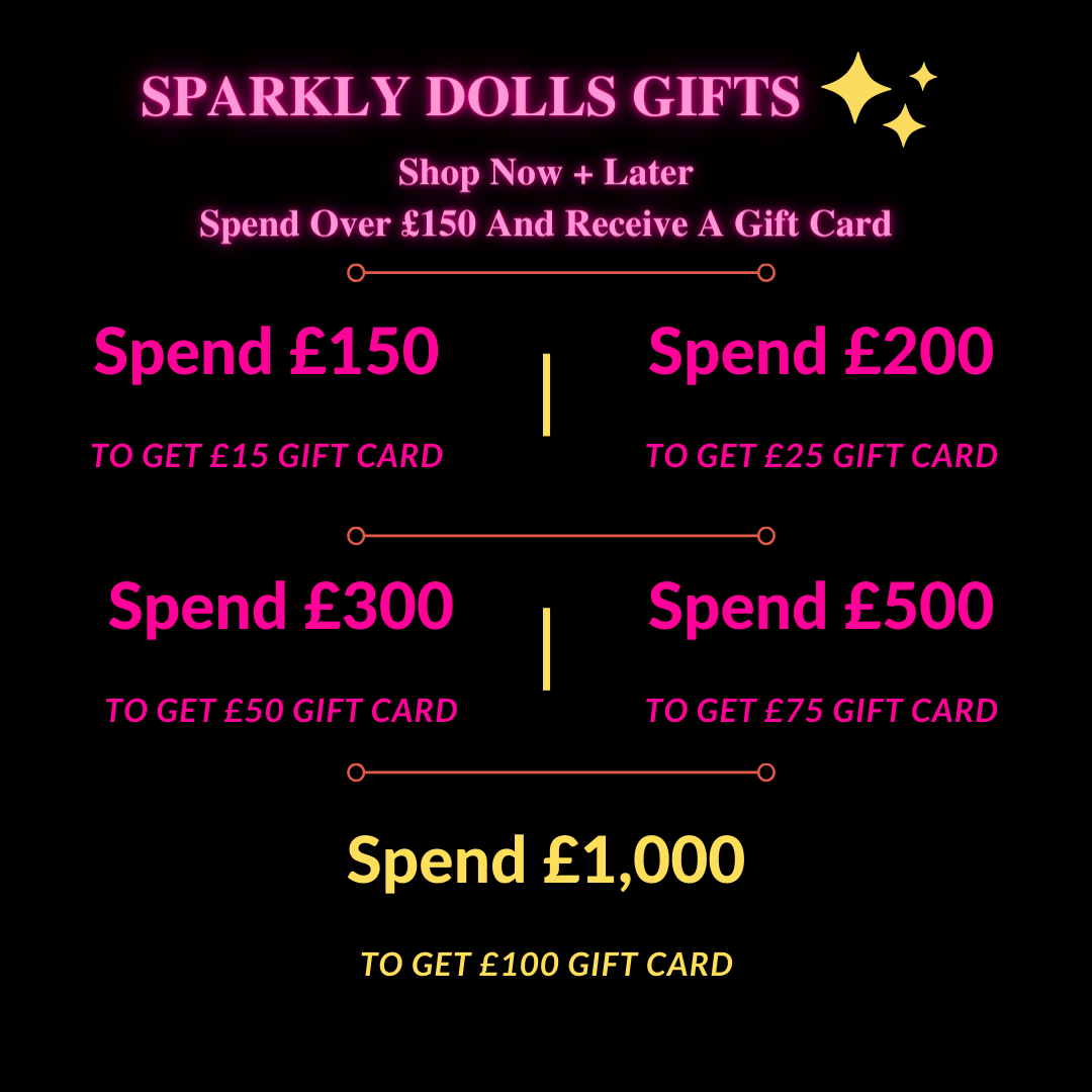 Sparkly Dolls gifts