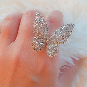 Butterfly Ring - Sparkly Dolls