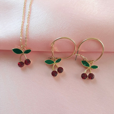 fruit jewellery