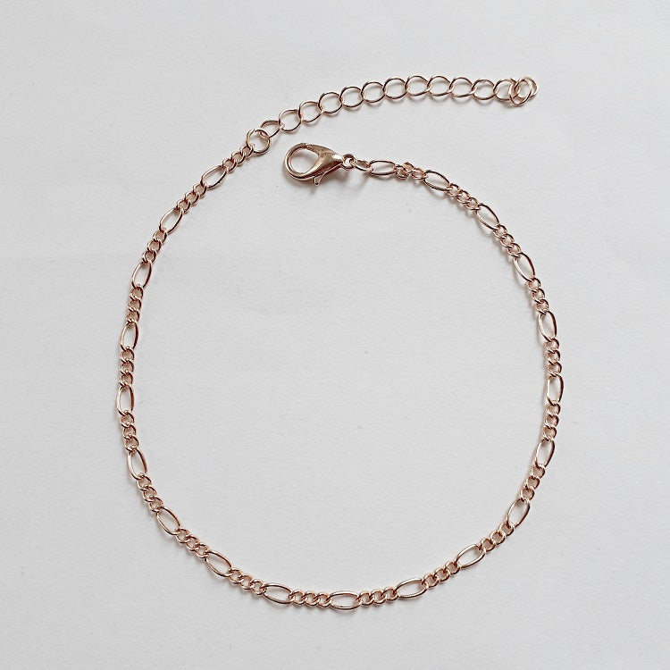 Figaro Chain Anklet - Sparkly Dolls