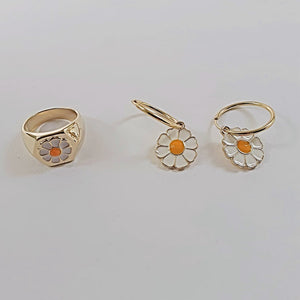 Daisy Ring - Sparkly Dolls