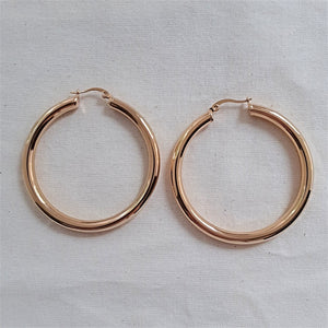 Vintage Hoops - Sparkly Dolls