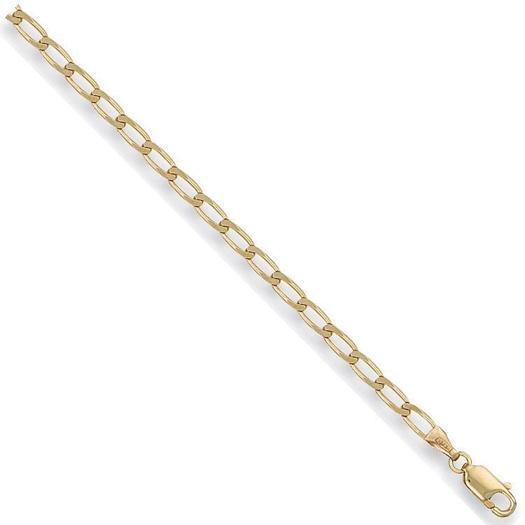 9ct Gold Rada Chain - Sparkly Dolls