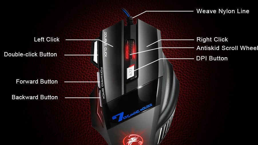 Why I think Gamer's Mouse is better than a standard mouse!