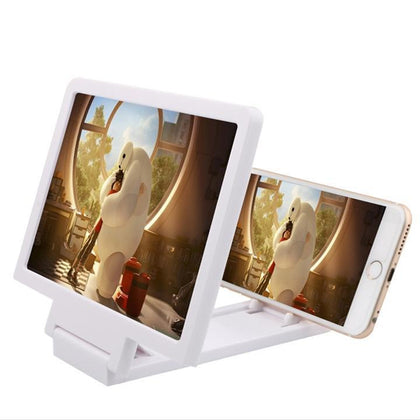 Image of the screen magnifier for smartphones.