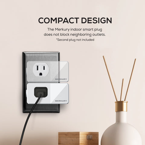 Merkury Smart Wifi Plug with Free Shipping!