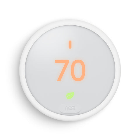 New! Google Nest Wifi Smart Thermostat E with Free Shipping!