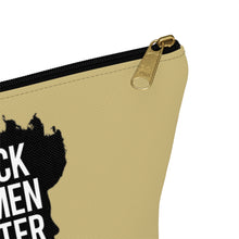 Load image into Gallery viewer, Black Women Matter clutch bag