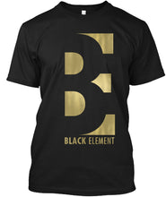 Load image into Gallery viewer, Black Element Signature Shirt