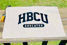 Load image into Gallery viewer, HBCU Grad clutch bag