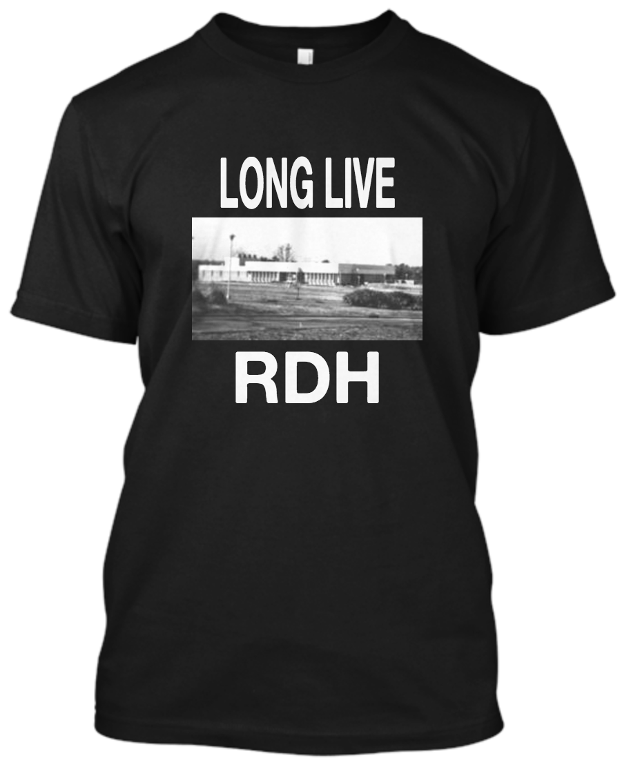Long Live RDH Shirt