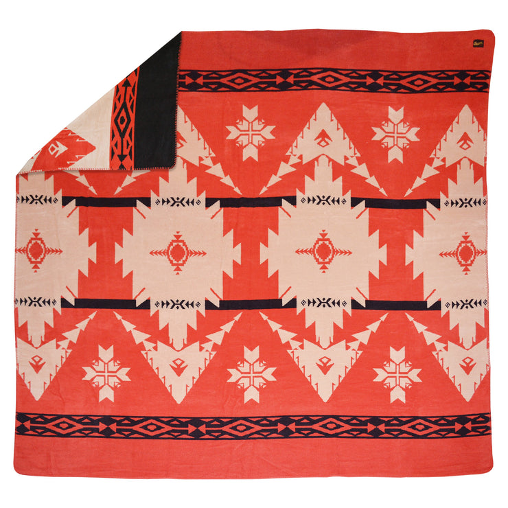 Inca Beacon Blanket