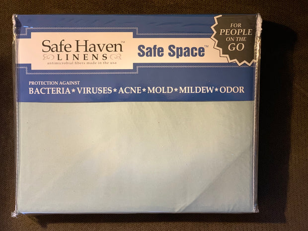 Safe Space Travel Sheet - Protection against bacteria, virus and more