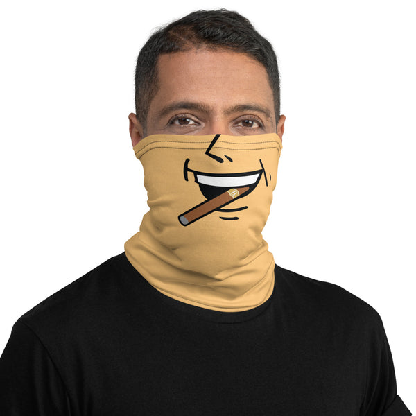 Breaker Cigars Glen Face Neck Gaiter