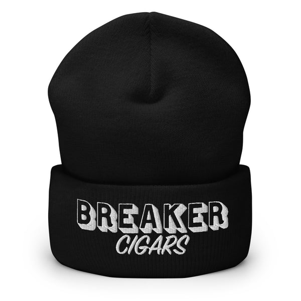 Breaker Cigars Cuffed Beanie