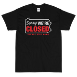 Sorry PA is closed Short Sleeve T-Shirt