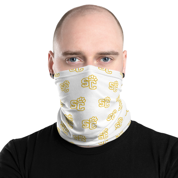 "Southern Columbia ""White Out"" Neck Gaiter"