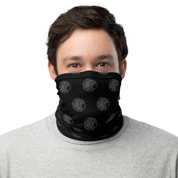 "Shamokin ""Blacked Out"" Neck Gaiter"