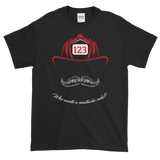 Who wants a Mustache Ride Short-Sleeve T-Shirt Number Customizable