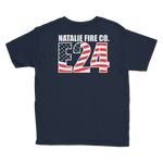 Natalie Fire Co. Duty Youth Short Sleeve T-Shirt
