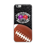 Fight For the Coal Bucket iPhone Case