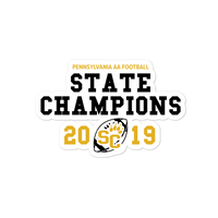 Southern Columbia State Champions sticker