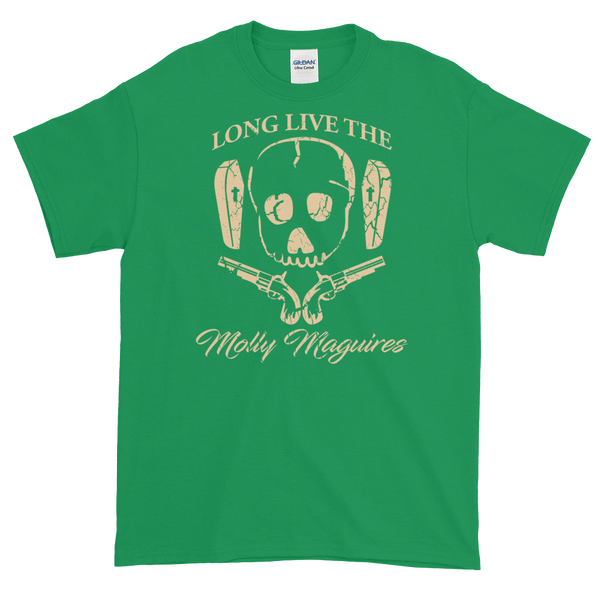Long Live the Molly Maguires Short-Sleeve T-Shirt