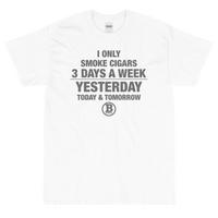 Breaker Cigars 3 days Short Sleeve T-Shirt