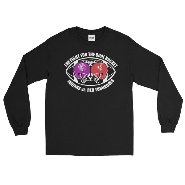 Fight For the Coal Bucket Long Sleeve T-Shirt