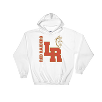 Red Raiders LR Hooded Sweatshirt
