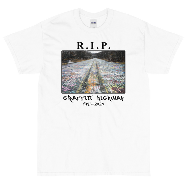 RIP Graffiti Highway Short Sleeve T-Shirt
