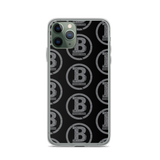 Breaker Cigars B logo iPhone Case