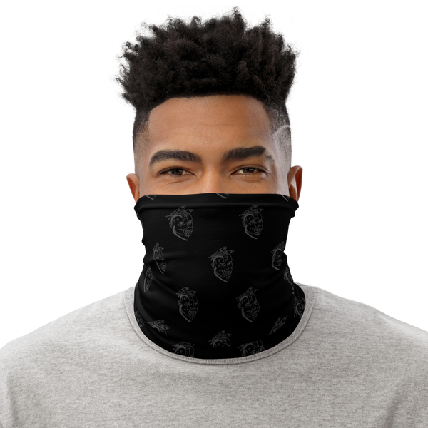 "Lourdes ""Blacked Out"" Neck Gaiter"