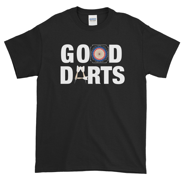 Good Darts Short-Sleeve T-Shirt