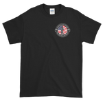 Shamokin Fire Bureau Black Short-Sleeve T-Shirt