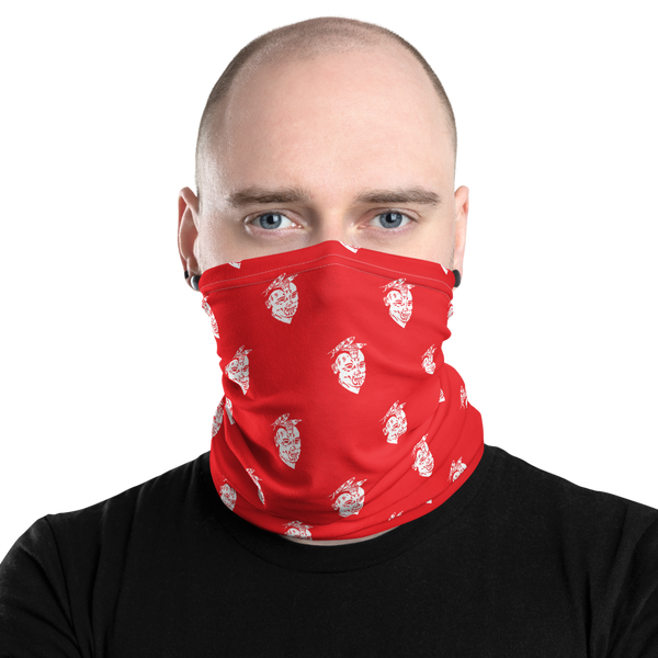 Lourdes Raiders Neck Gaiter