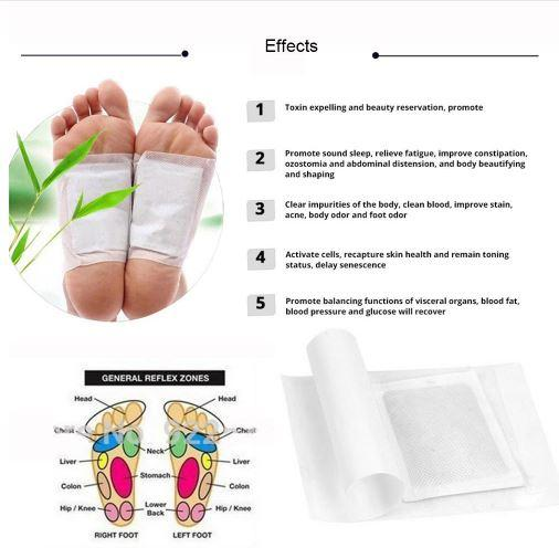 Detox Foot Patch (10pcs)