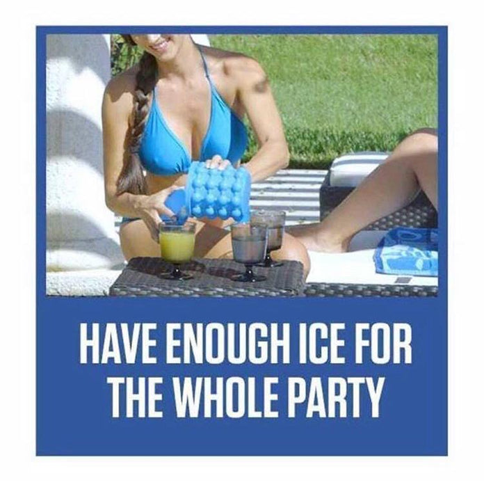Ice Gene - The Ultimate Ice Maker