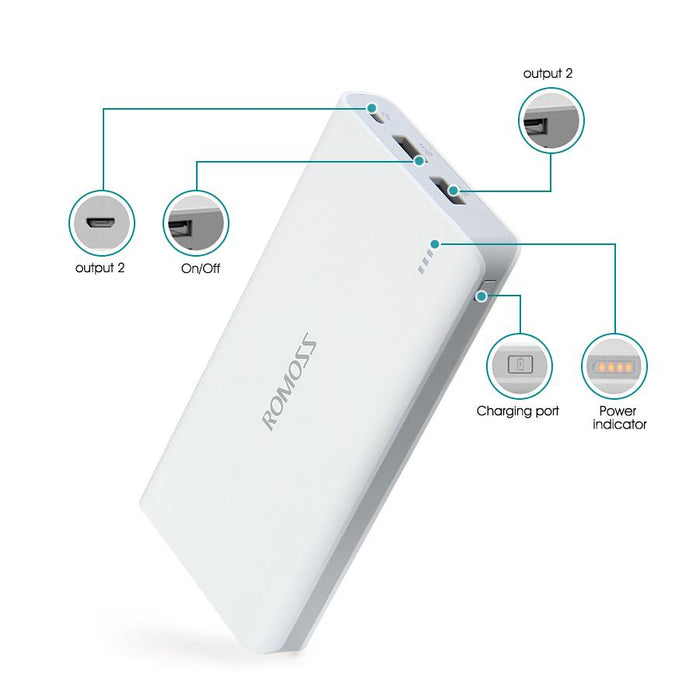 10x Phone Battery Power Bank