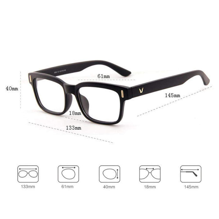 Blue Light Protective Gaming Glasses - Protect Your Eyes!