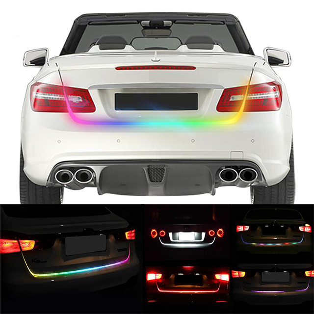 Flow Tail RGB Strip