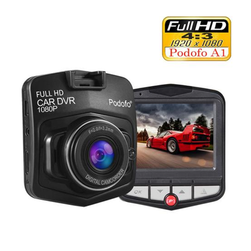 Car DVR Dash Camera (HD 1080P)