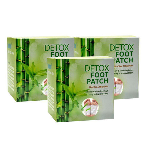 Detox Foot Patch- PACK OF 3 (30pcs)