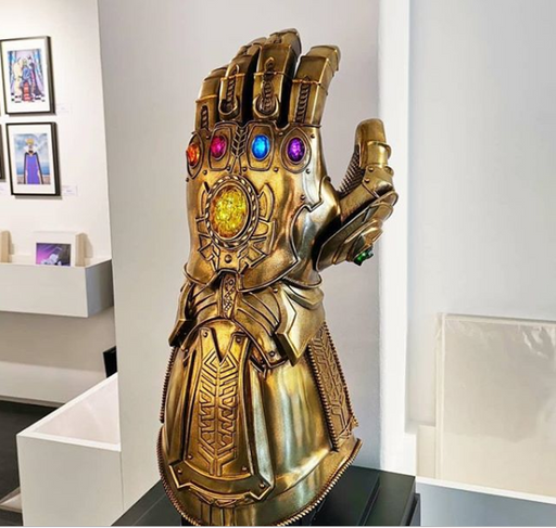 The Gauntlet Glove