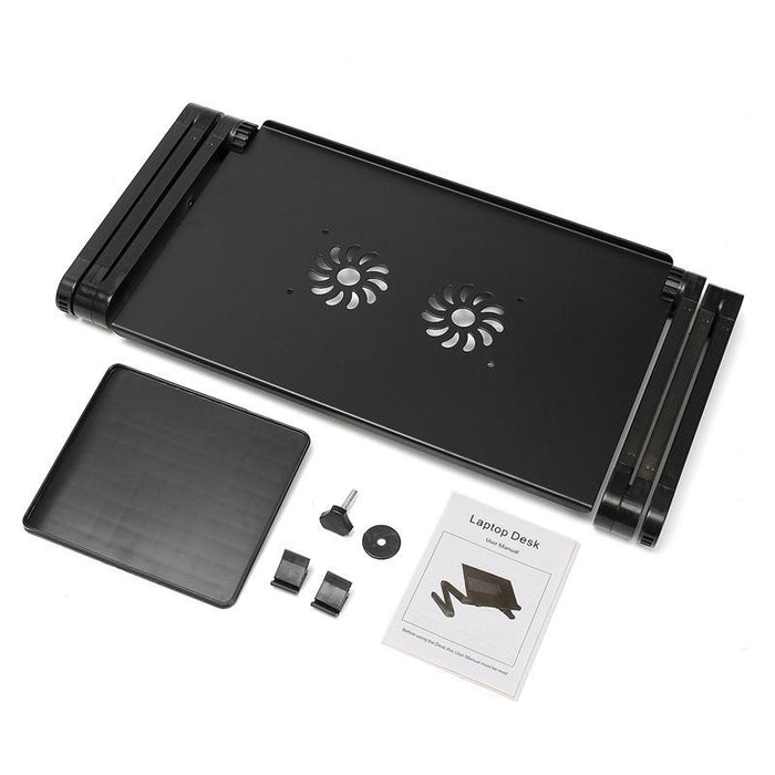 Portable 360 Folding Laptop Desk Computer
