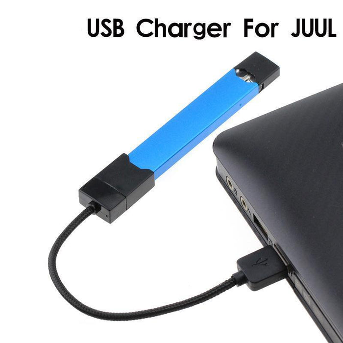 Magnetic Adsorption Dual Port Juul Charger