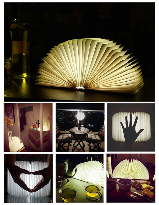 Great™ Foldable Book Lamp