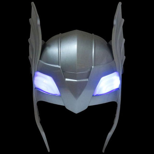 LED Superhero Children Mask