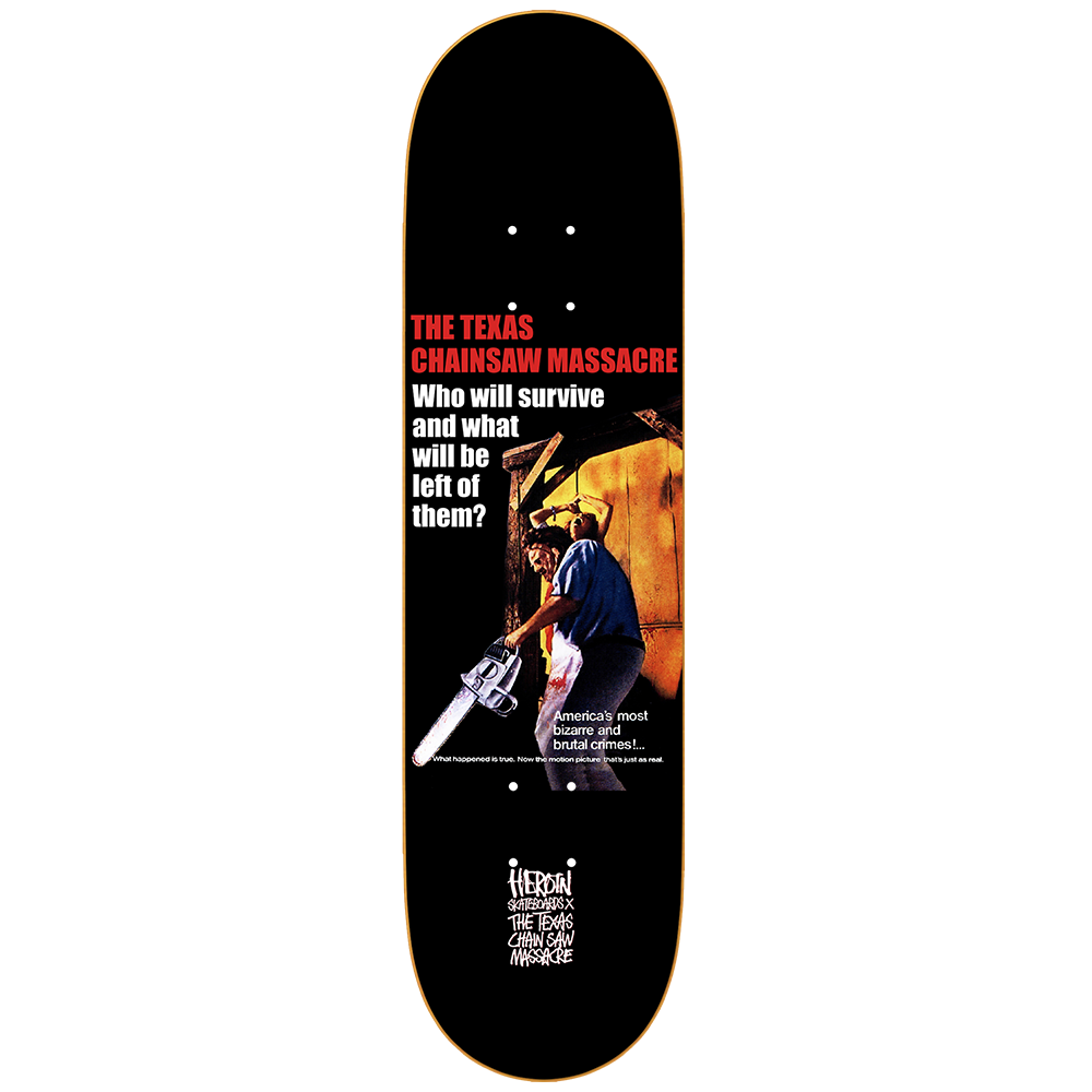 TCM Who Will Survive Deck - 8.25""