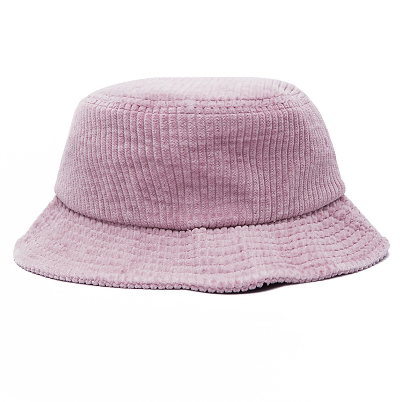 Bold Cord Bucket Hat - Dusty Rose